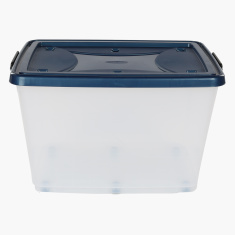 Kevin Storage Box with Wheels - 82 L