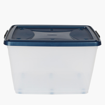Kevin Storage Box with Handle and Wheels