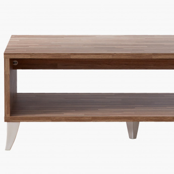 Parkay Coffee Table with Undershelf