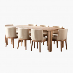 Parkay 9-Piece Dining Table Set - XL