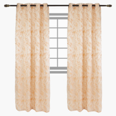 Eaden Printed Curtain Pair - 135x240 cms