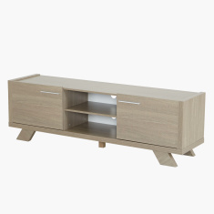Cathy 2-Door Low TV Unit
