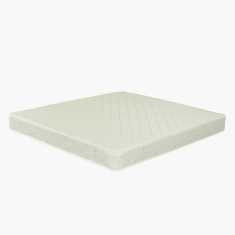 Alena Textured King Bonnell Spring Mattress - 180x200 cms