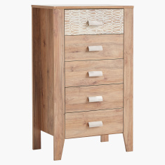 Bonnelle 5-Drawer Chest of Drawers