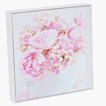 Floral Printed 3-Piece Canvas Wall Decor