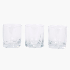 Luna 3-Piece Glass Set- 370 ml