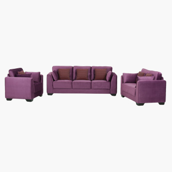 Alena 6-Seater Sofa Set with Cushions