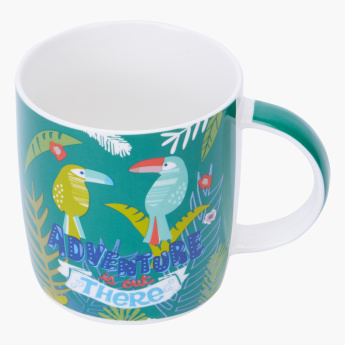 Adventure Printed Kids Mug - 35 ml