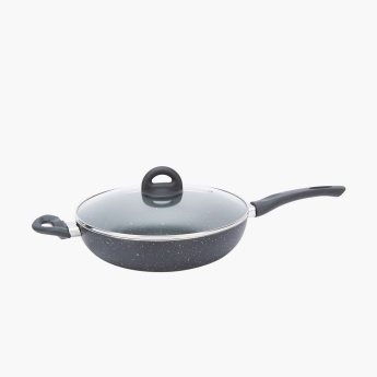 Onyx Wok Pan with Lid