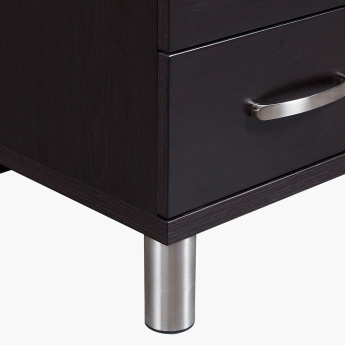 Apollo 4-Drawer Dresser in MDF without Mirror