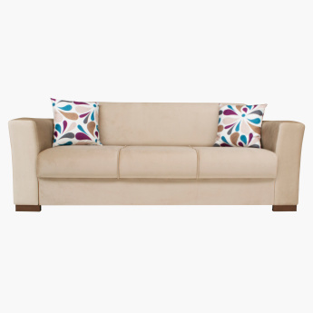 Rome 5-Seater Sofa Set with Square Arms