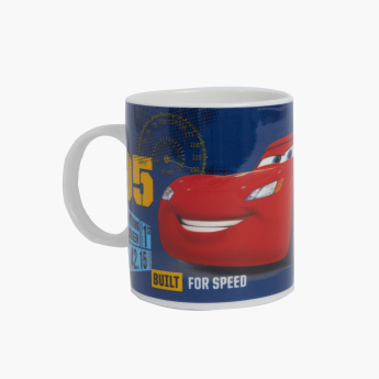 Cars Printed Can Shaped Mug