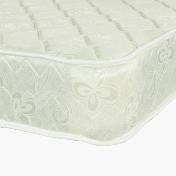 Relax Textured Single Bonnell Spring Mattress - 90x200 cms