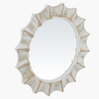 Crozet Round Decorative Wall Mirror
