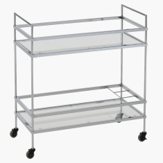 Picasso Rectangular Serving Trolley