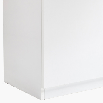 Picasso Water Repellent Bar Cabinet with Lights