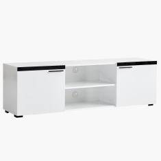 Picasso 2-Door Low TV Unit