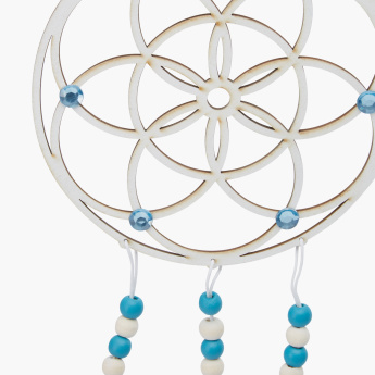 Beaded Decorative Dreamcatcher