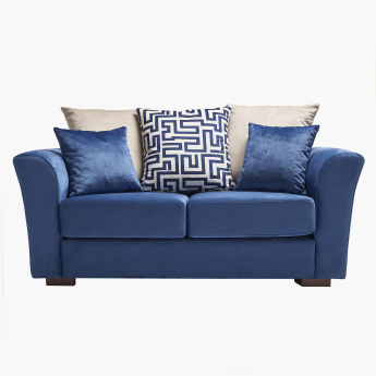 Riverdale 2-Seater Sofa with Assorted Cushions
