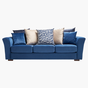 Riverdale 3-Seater Sofa with Assorted Cushions