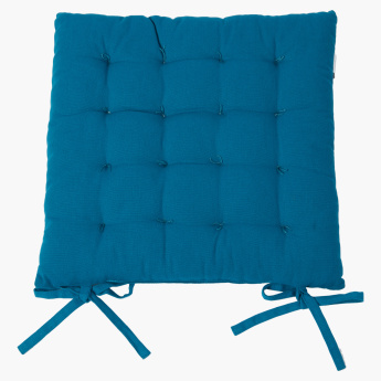 Essential Quilted Chair Pad - 40x40 cms