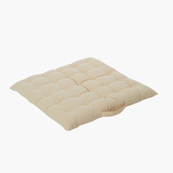 Essentail Quilted Floor Cushion - 60x60 cms