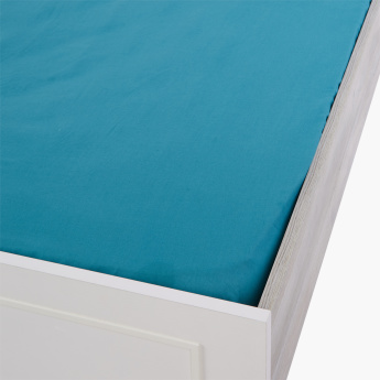 Atlanta Single Fitted Sheet - 90x200 cms