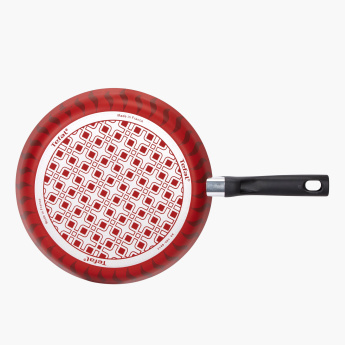 Tefal Printed Non-Stick Frying Pan with Handle