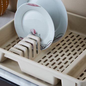 Kevin Dish Drainer with Tray
