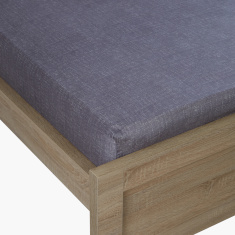 Andy Queen Fitted Sheet - 150x200 cms