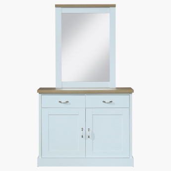 Brooklyn Mirror for Young Dresser with 2 Doors and 2 Drawers