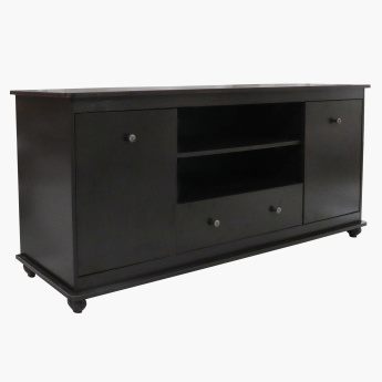 Harvest 2-Door TV Unit with 2-Drawer for TVs up to 75 inches