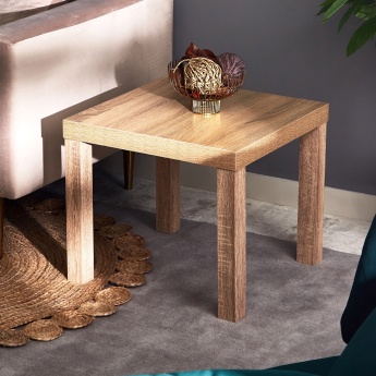 Agata Square End Table
