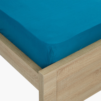 Essential Twin Fitted Sheet - 120x200 cms