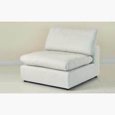 Signora Armless Sofa Chair