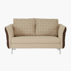 Brent 2-Seater Sofa with Splayed Arms