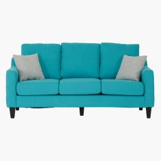 Sky 3-Seater Sofa with Cushions