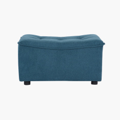 Burton Ottoman with Tufted Seat