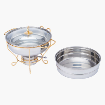Wellshine Chafing Dish with Lid