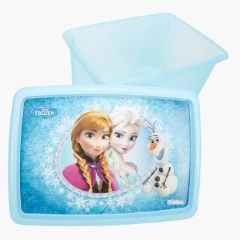 Frozen Printed Box with Lid - 45 L