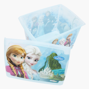 Frozen Printed Box with Lid - 20 L
