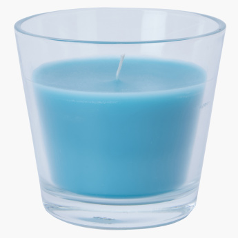 Ressa Ocean Breeze Scented Jar Candle