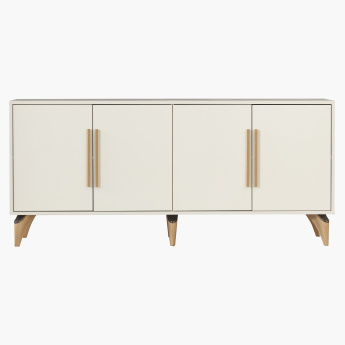 Moonlight 4-Door Sideboard