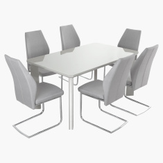 Kendall 7-Piece Dining Table Set