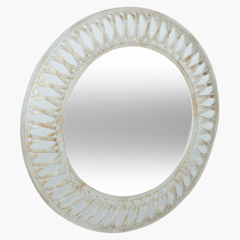Ivy Round Wall Mirror