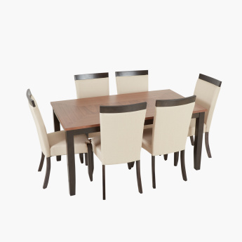 Magnolia 6-Seater Dining Table Set