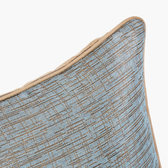 Hoven Textured Filled Cushion - 45x45 cms