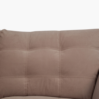 Trellis 3-Seater Sofa with 2 Cushions