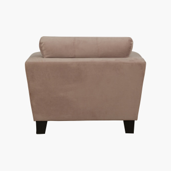Trellis 1-Seater Sofa with Cushion