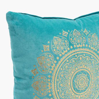 Amer Printed Cushion Cover - 45x45 cms